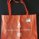 NYCC 2015 ACE ROC Large Orange Tote Bag