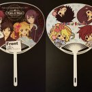 NYCC 2015 Bandai Namco Tales of Summer Festival 2015 Double-sided Fan