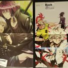 K Project Return of Kings / Kiznaiver Double-sided Pin-up / Poster