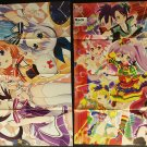 GochiUsa: Is the order a rabbit? / Pripara Large Double-sided Pin-up / Poster