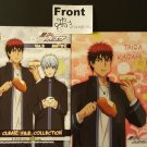 Kuroko no Basket Mini Clear File Collection Vol. 3 Winter - No. 2 Taiga Kagami
