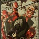 Attack on Titan Shingeki no Kyojin Carddass Vol. 4 Clear Plate Shitajiki Bromide Mikasa & Titan