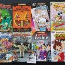 Halloween Comicfest 2015 Full Set of 8 Mini Comics