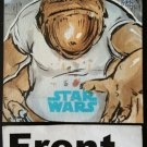 Topps 2015 Star Wars Journey to the Force Awakens Trading Card Sketch Card Dexter Jettster