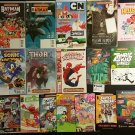 Halloween Comicfest 2013 Set of 17 Comic Books + Bonus