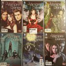 Vampire Diaries Complete Comic Book Mini Series Set of 6 (#1-6)