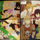Noragami: Aragoto / Dance With Devils Double-sided Poster / Pin-up