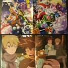 Mysterious Joker / Digimon Adventure tri. Double-sided Poster / Pin-up
