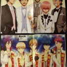 Ace of Diamond Second Season / Star-Mu Double-sided Poster / Pin-up