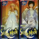 Sailor Moon Deluxe Adventure Dolls Series Princess Serenity & Price Darien