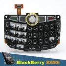 BlackBerry Curve 8350i OEM Keypads+Keyboard & Trackball