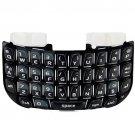 Black QWERT Keypad Keyboard For Blackberry 8520 8530