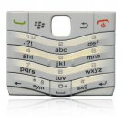 BLACKBERRY PEARL 3G 9100 OEM WHITE KEYPAD KEYBOARD FIX