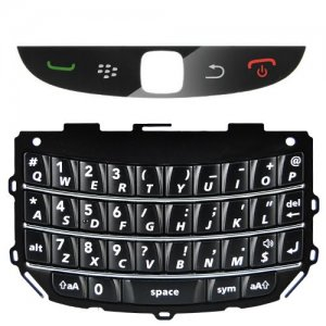 New Blackberry Torch 9800 keypad & QWERTY Keyboard Set