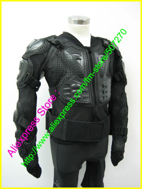 New Black Gilet Jackets Protector Body Armor Motorcycle Gear Racing Armour With Tags M L XL XXL XXXL