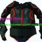New Arrived ! Black Red Gilet Jackets Protector Body Armor Motorcycle Gear Racing Armour With Tags