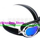 P.85 ABS Half Bol Cycling Open Face Motorcycle Matt White # Black Helmet Casco Casque & Goggles
