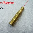 .30-30/.25-06/.270 CAL:30 30WIN Cartridge Bore Sighter Red Dot Laser Boresighter Sight Copper #18