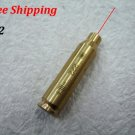 CAL:222 Cartridge Bore Sighter Red Dot Laser Boresighter Sight Hunting Copper #19