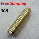 CAL: .308 Cartridge Bore Sighter Red Dot Laser Boresighter Sight Hunting Copper #22
