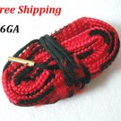 16GA Bore Snake Gun Cleaning 16 Gauge Brass Shotgun Cleaner Hunting Rifle / Pistol #02