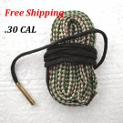 Hunting Bore Snake 7.62mm .308 30-30 30-06 .303 .30Cal Caliber Cleaner Brass #15