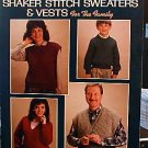 Shaker Stitch Sweaters & Vests - Knit
