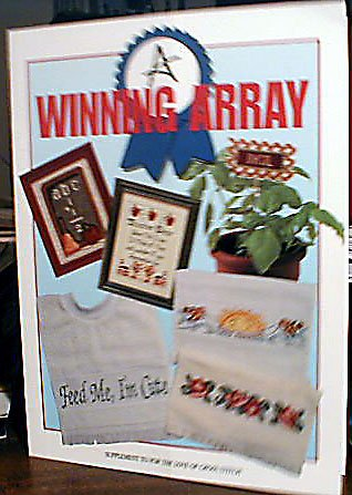 A Winning Array - Cross Stitch