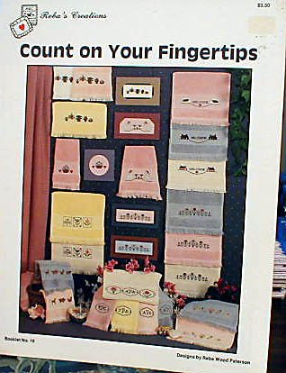 Count on Your Fingertips - Cross Stitch