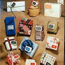 All Occasion and Christmas Gift Tags - Cross Stitch