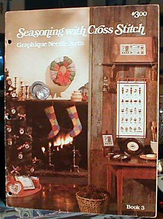 Seasoning with Cross Stitch - Book 3