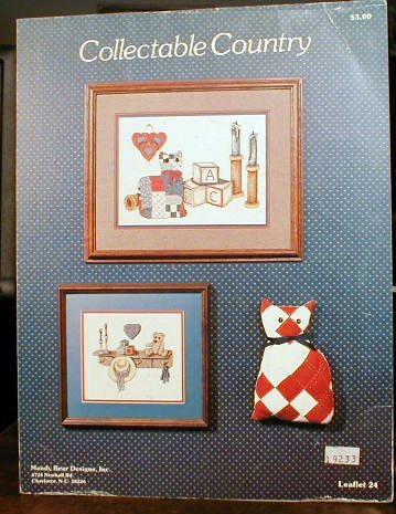 Collectable Country - Cross Stitch
