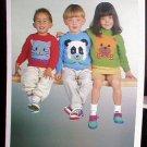 Double Knitting #3 - Leaflet 00842 - Animal Sweaters