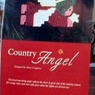 Country Angel - Plastic Canvas Pattern