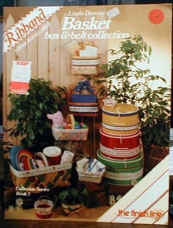Basket Box & Belt Collection - Cross Stitch