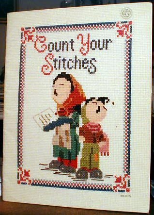Count Your Stitches - NEW Cross Stitch