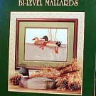 SPECIAL PRICE - Bi-Level Mallards - Cross Stitch