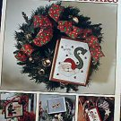Holiday Welcomes - Cross Stitch in EXCELLENT Condition