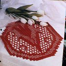 Favorite Filet - Tulip Filet - NEW Crochet