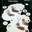 Table Mates - Cross Stitch