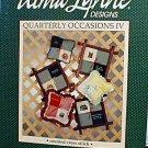 Quarterly Occasions IV - Cross Stitch by Alma Lynne