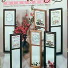 Stitch with Sudberry Mirrors - Cross Stitch in MINT Condition