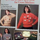 The Sweater Book for Cross Stitchers