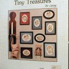 Tiny Treasures - For Caring - Cross Stitch