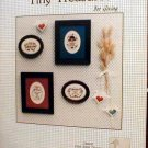 Tiny Treasures - For Giving - Cross Stitch