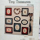 Tiny Treasures - For Loving - Cross Stitch