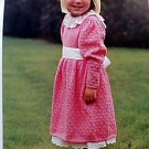 Mam'sell - Beautiful Girl's Dress to Knit