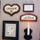 Warm Welcome - Cross Stitch