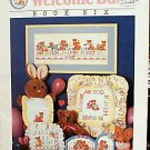 Welcome Baby - Book 6 - Cross Stitch