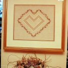 With Love - Cross Stitch in MINT Condition